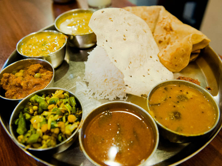 南インド:アーンドラ キッチン
