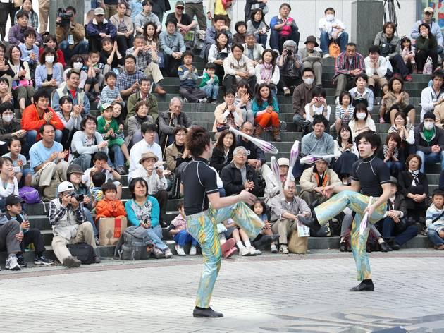 ヨコハマ大道芸 2015