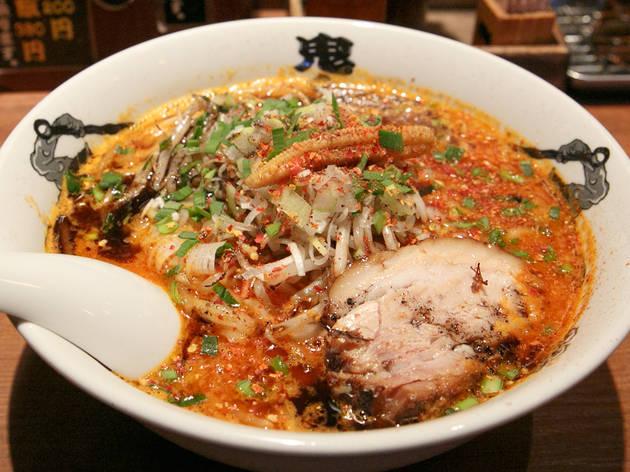 The best ramen in Tokyo