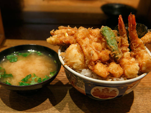 The best tempura in Tokyo: 15 bowls to try