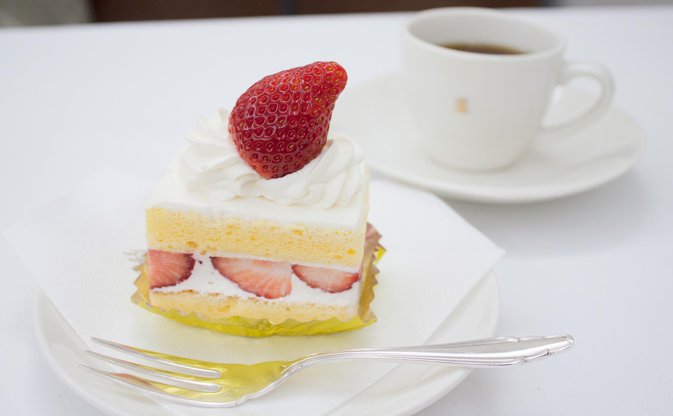 洋菓子舗 ウエスト 銀座本店
