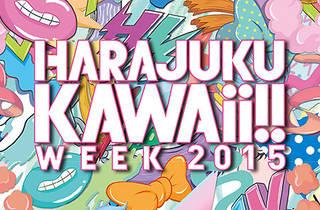 HARAJUKU KAWAii!! WEEK 2015