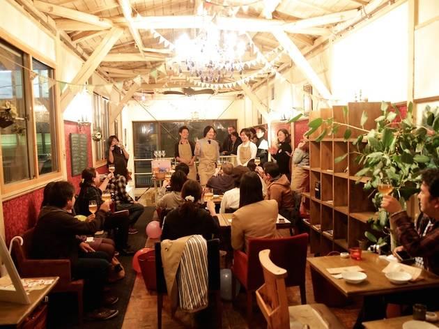 宇田川カフェ Suite