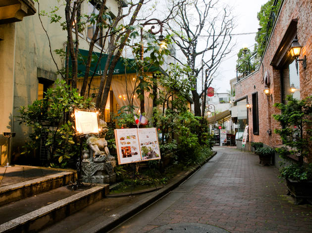 jardin de luseine restaurants in harajuku tokyo
