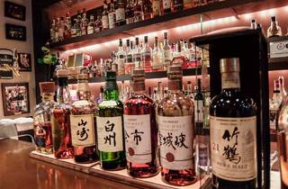 Bar 鶴亀