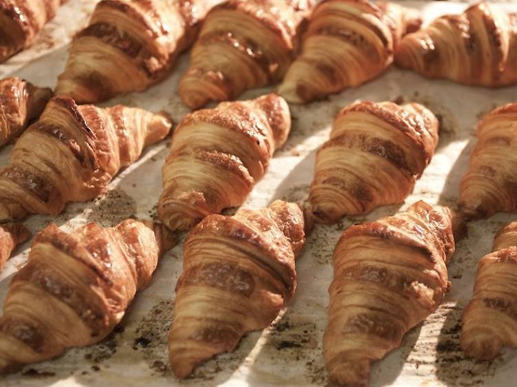Eat the best croissant in Tokyo