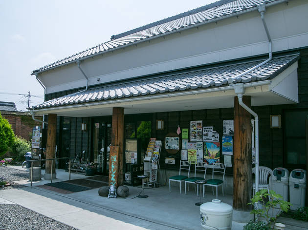 深谷シネマ/酒蔵跡地