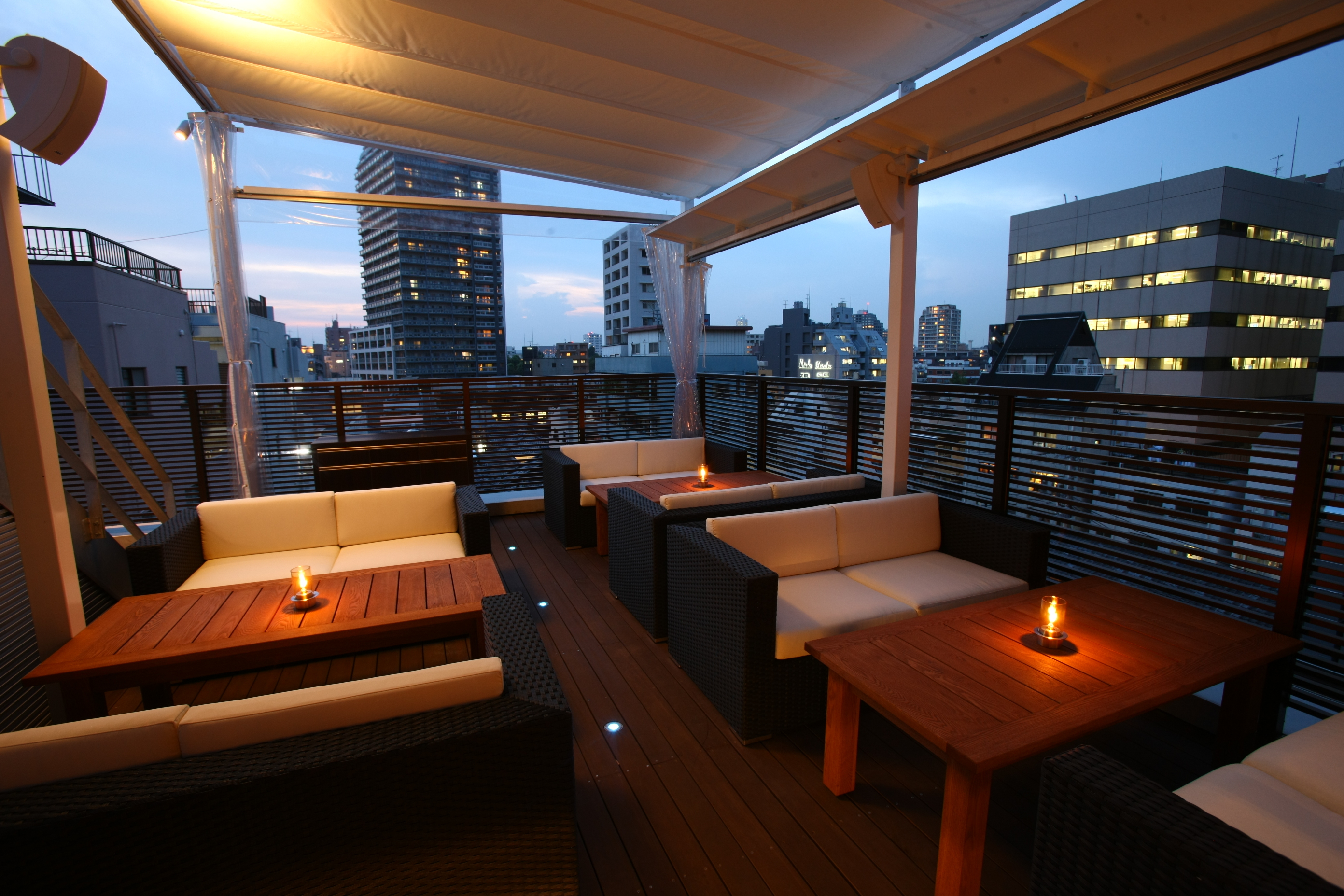 Tokyo S Best Open Air Restaurants And Bars Time Out Tokyo