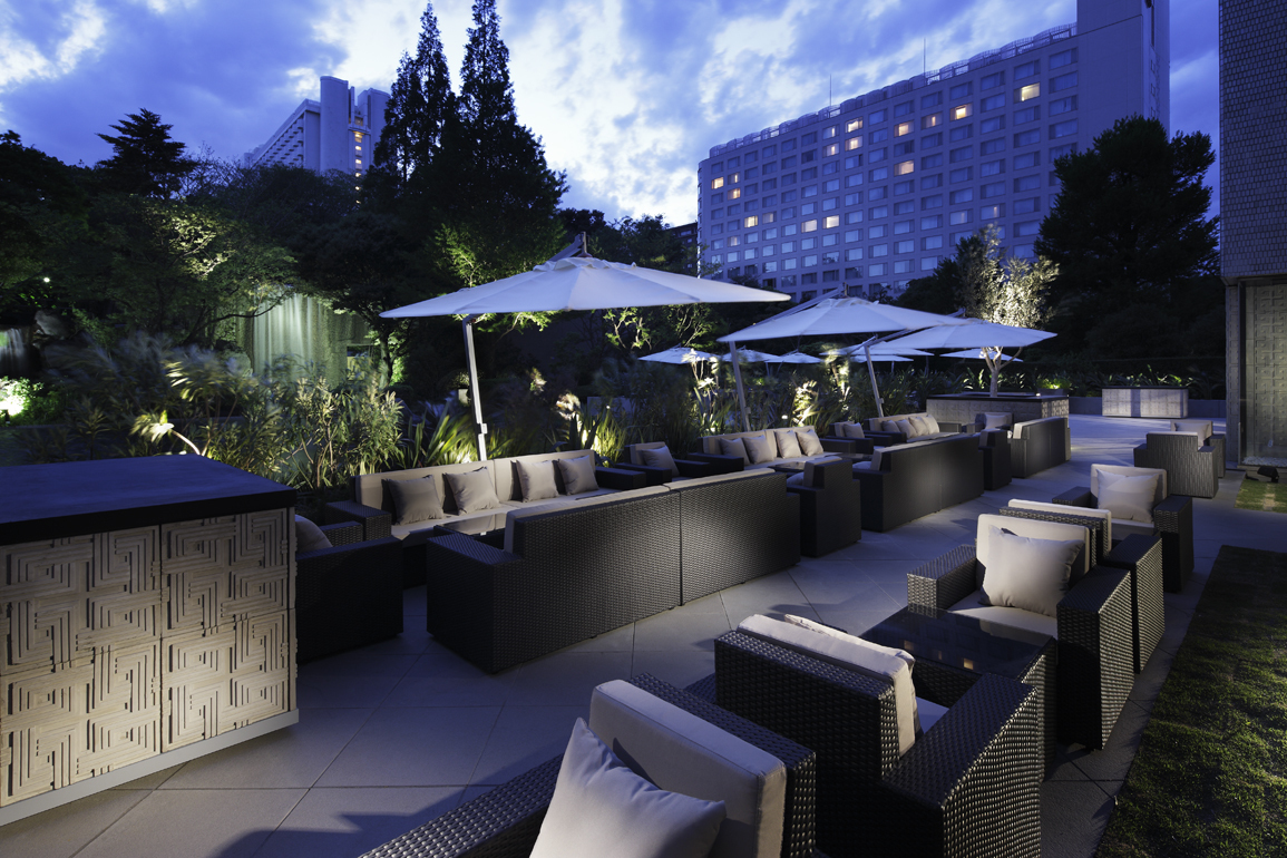 Tokyo 39 s best open air restaurants and bars time out tokyo for Hotel the terrace