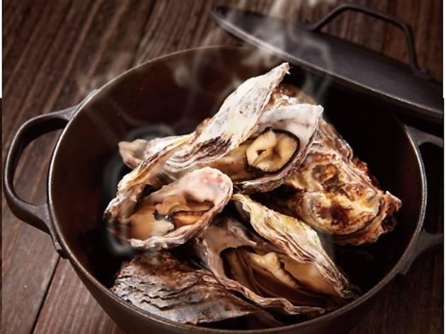 La Terrasse -Oyster&International-