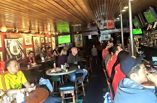 One of San Francisco's best sports bars, Kezar Pub
