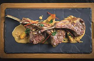 Opus - Char Grilled Lamb Cutlets