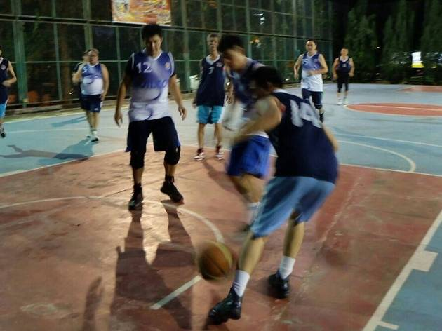 Youngsters 3 On 3 Streetball Challenge