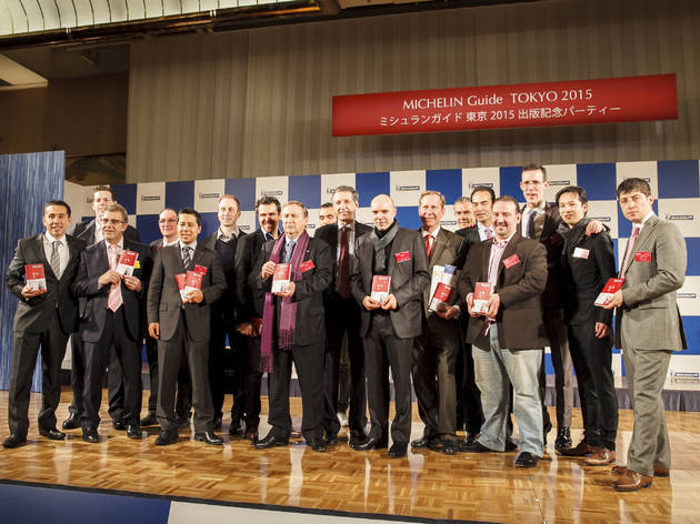 Michelin Guide 2015 | Time Out Tokyo