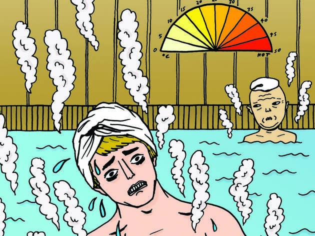 Onsen etiquette | Time Out Tokyo