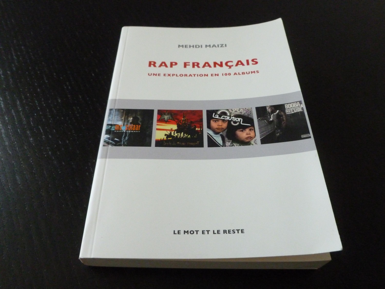 rap français 100 albums medhi maizi