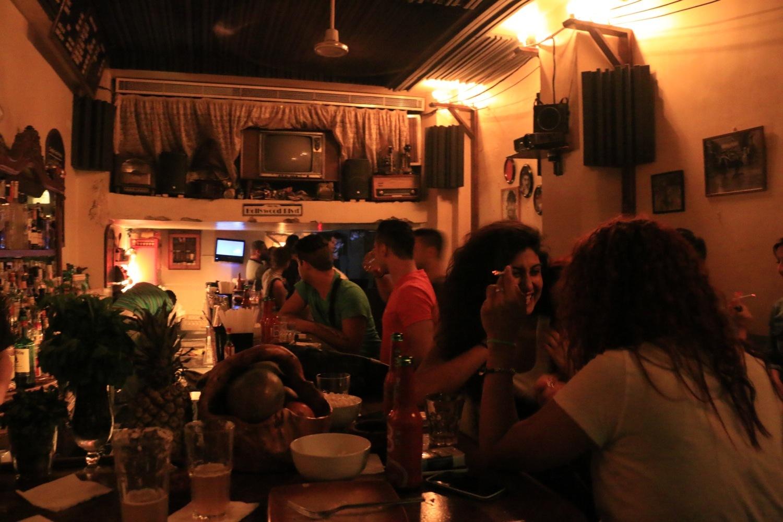 Chaplin, Bars, Beirut