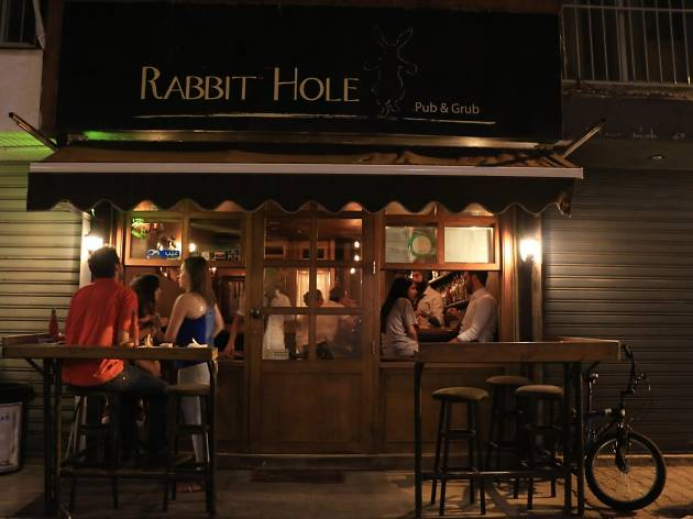 Rabbit Hole, Bars, Beirut