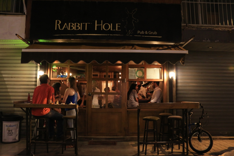 Rabbit Hole, Bars, Beirut