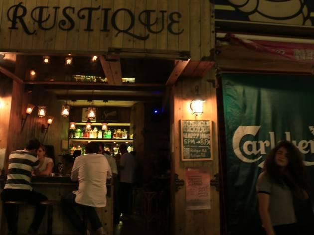 Rustique, Bars, Beirut