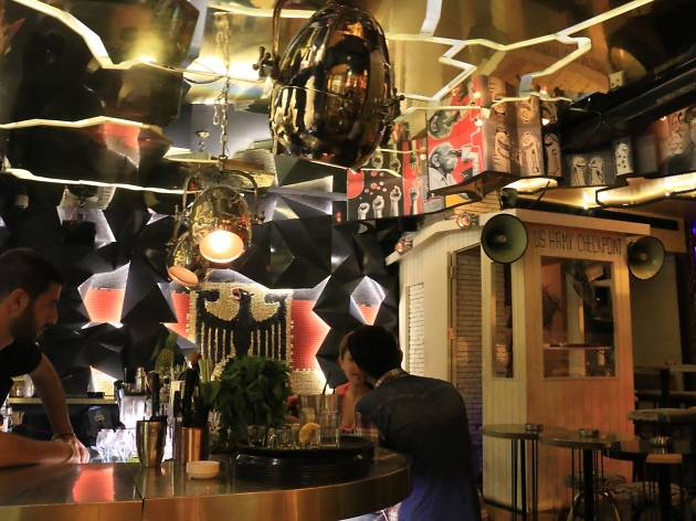 Themed bars to try in Beirut