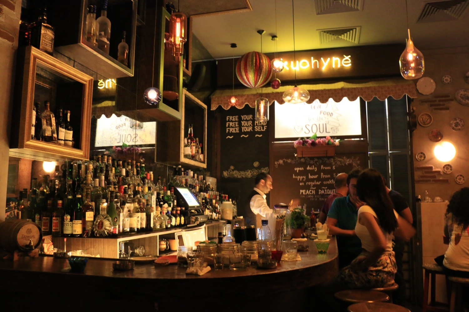 Best bars in Beirut