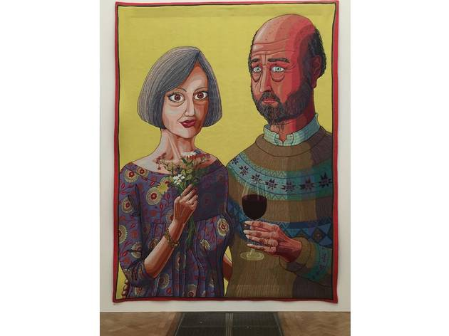 ('Julie and Bob' by Grayson Perry)
