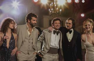Open-air film festival 2015: American Hustle