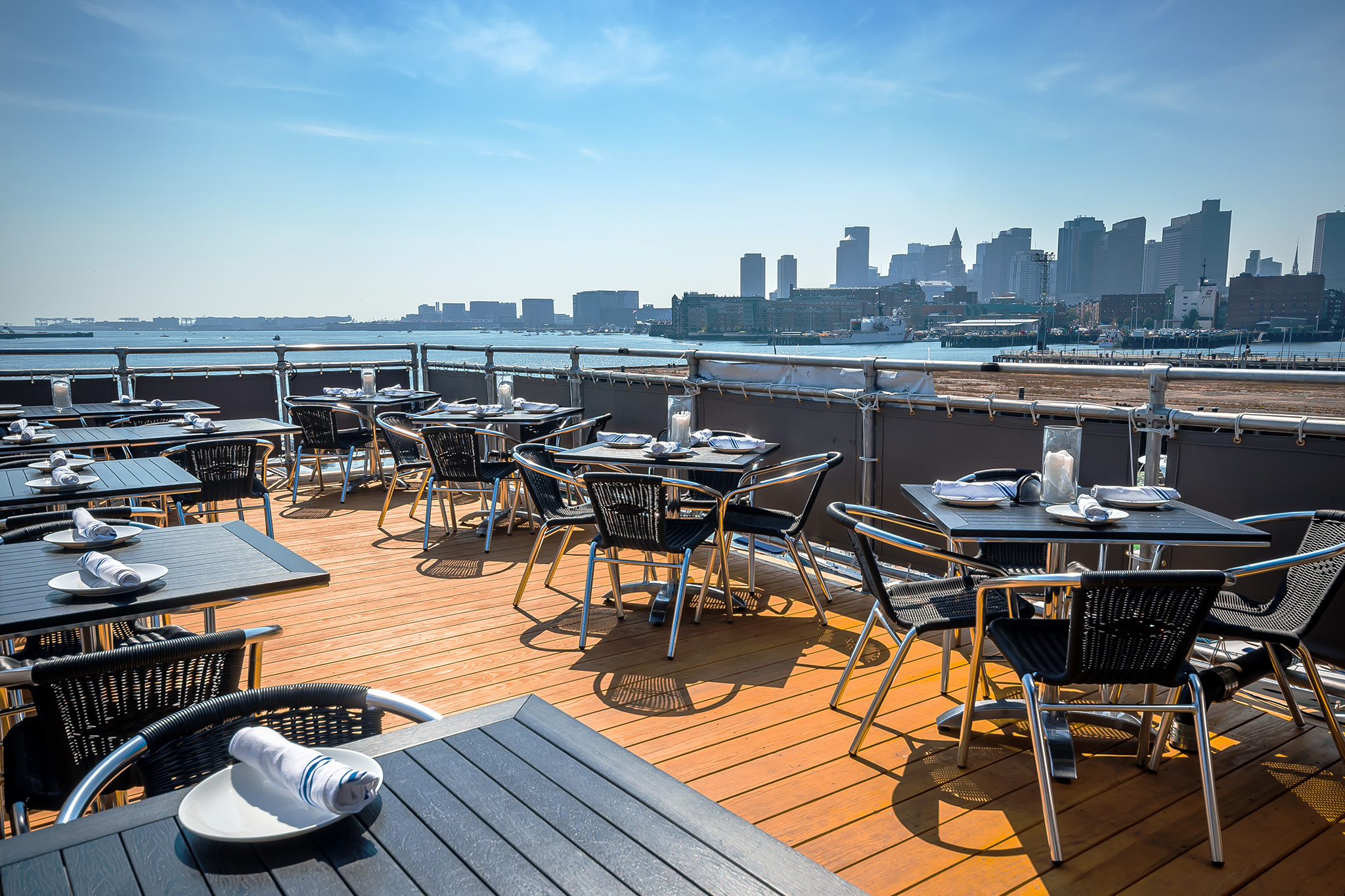 The best rooftop bars in Boston