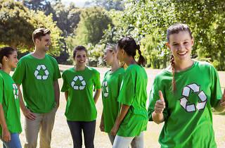 Taller de estampado Día Mundial del Medio Ambiente