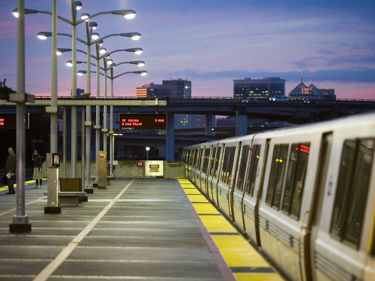 Your guide to public transportation in San Francisco
