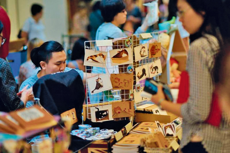 Art For Grabs: Revisit KL Year 2017