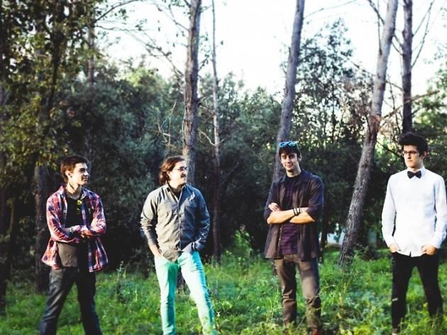Festival Microfusa: Lausana + Joe Lobo + Retirada