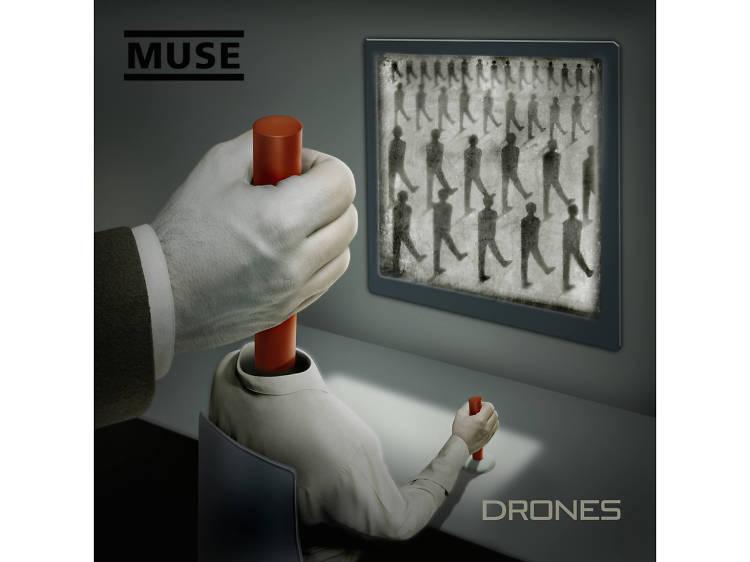 Muse –'Drones'