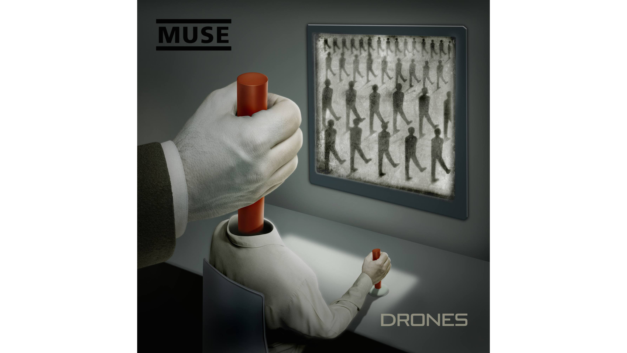 Muse – 'Drones'