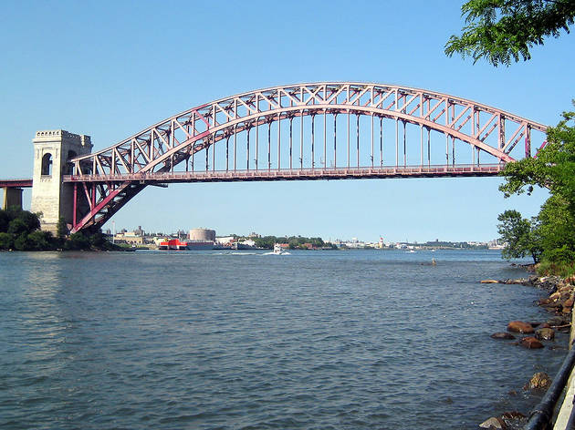 Bayone Bridge