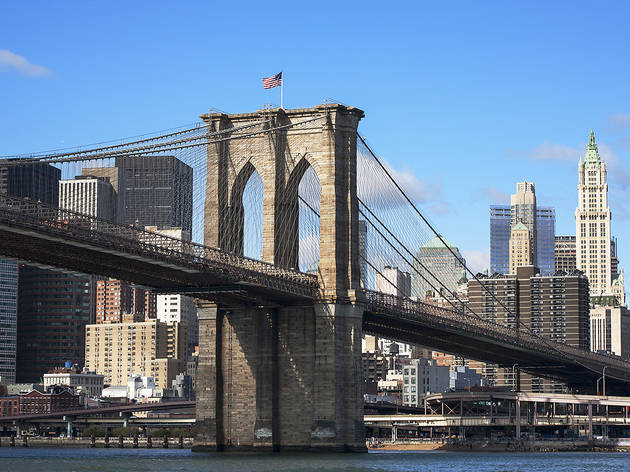 Take a tour of New York's most beautiful bridges