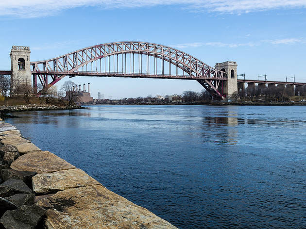 Hellsgate Bridge