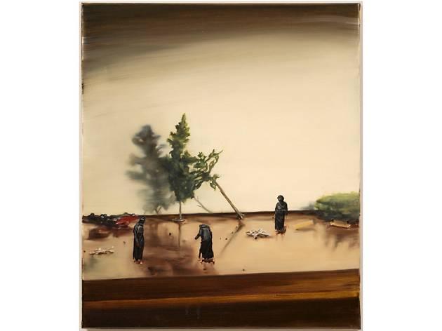 Michaël Borremans: Black Mould