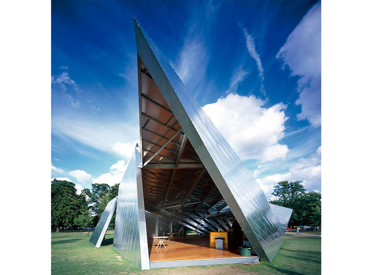 2001 - Daniel Libeskind with Arup