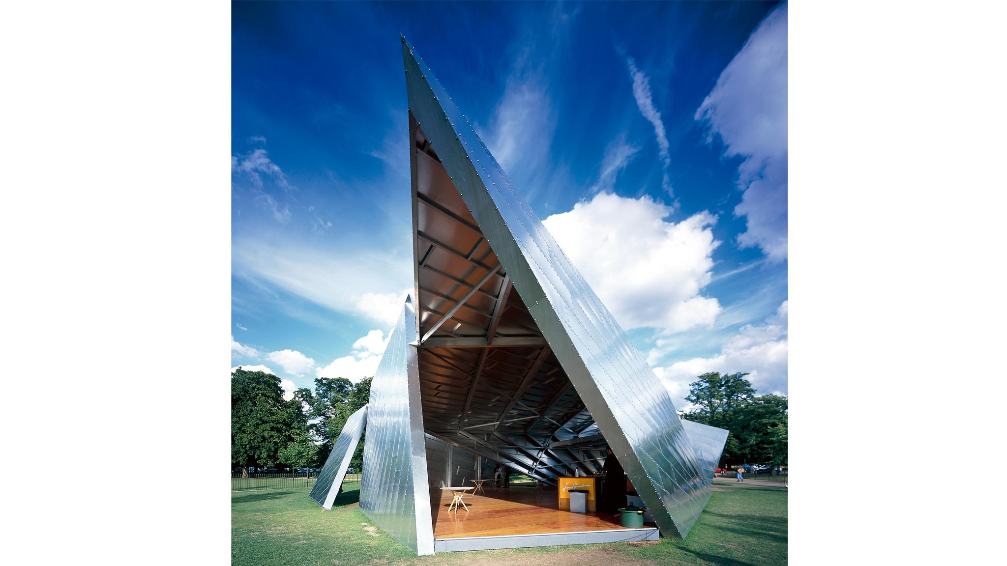 Serpentine Gallery Pavilion 2001
