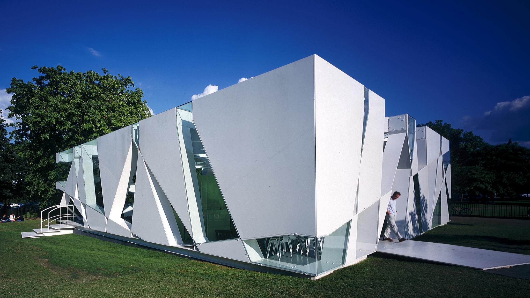 Serpentine Gallery Pavilion 2002