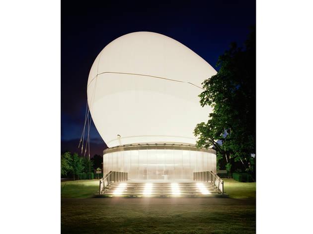 Serpentine Gallery Pavilion 2006