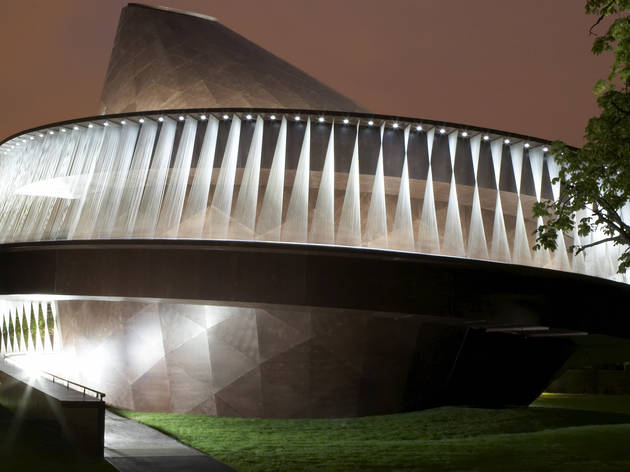 Serpentine Gallery Pavilion 2007