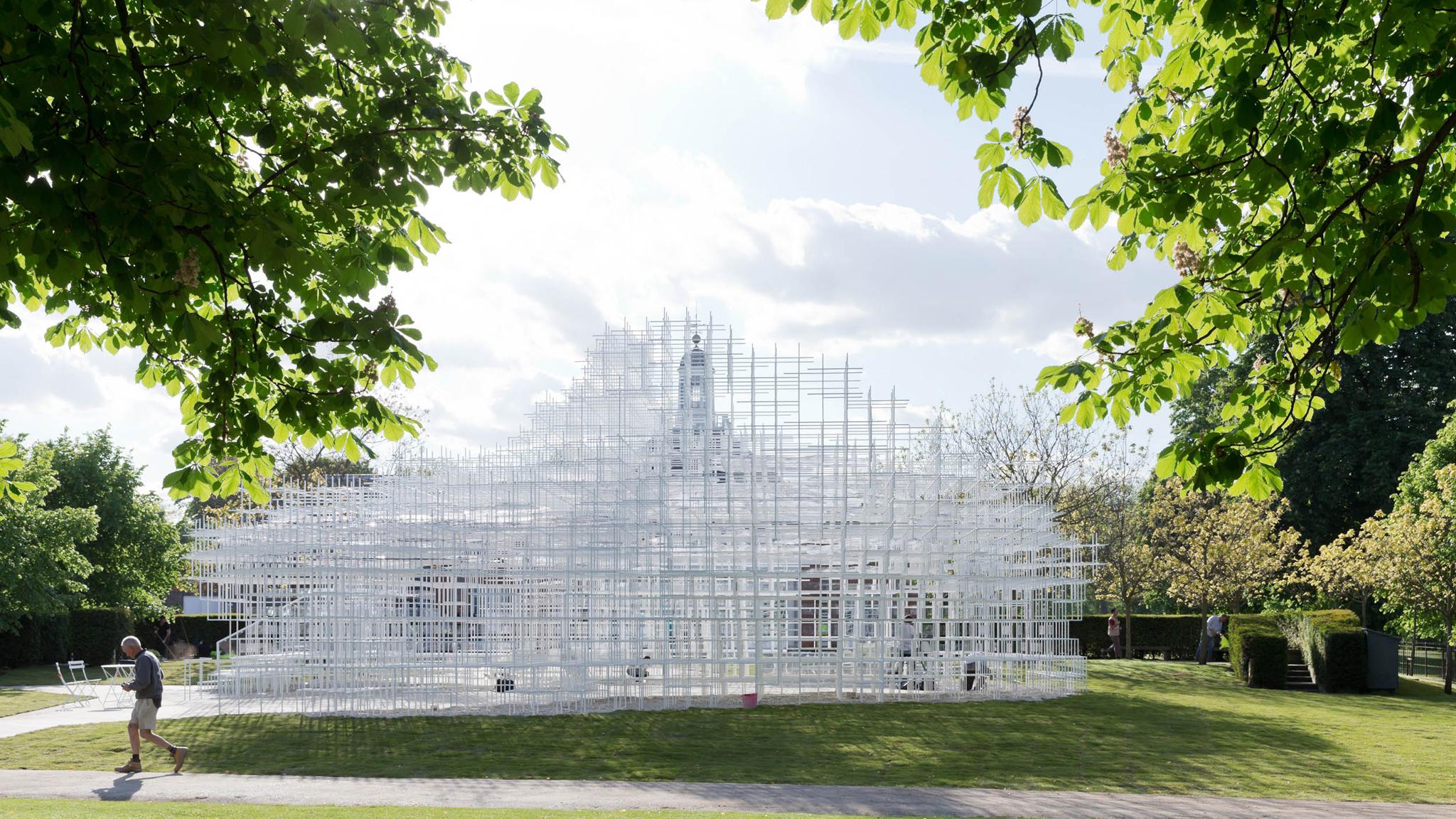 Serpentine Gallery Pavilion 2013