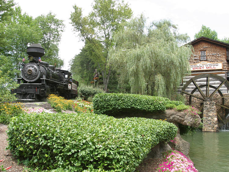 Dollywood, Pigeon Forge, TN