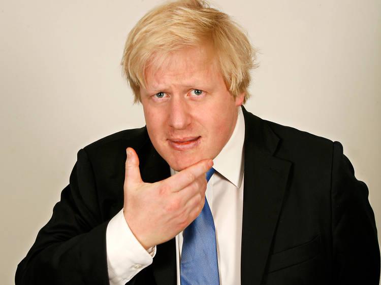 Boris Johnson on buskers, bagpipes and Bob Marley