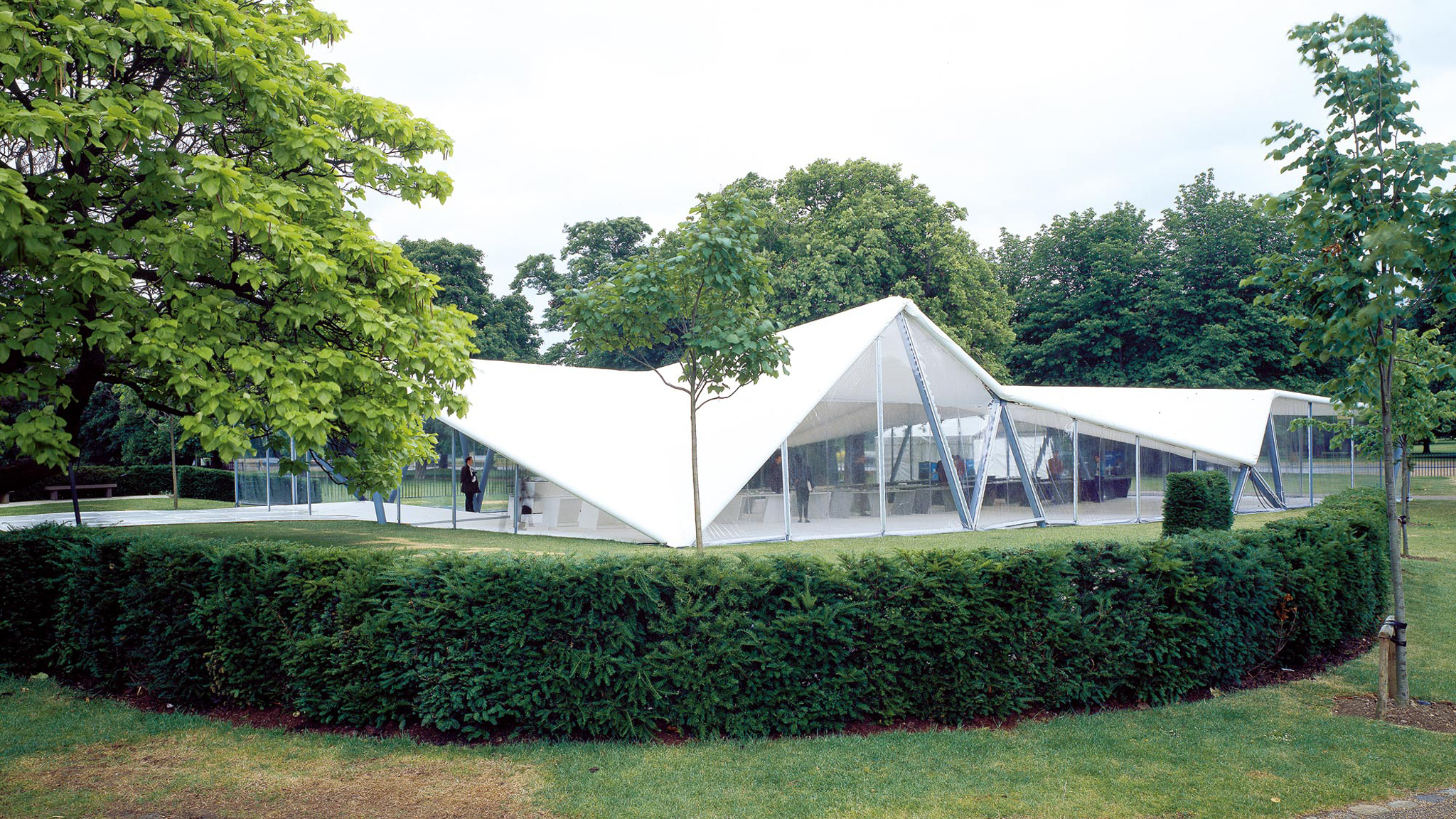 Serpentine Gallery Pavilion 2000