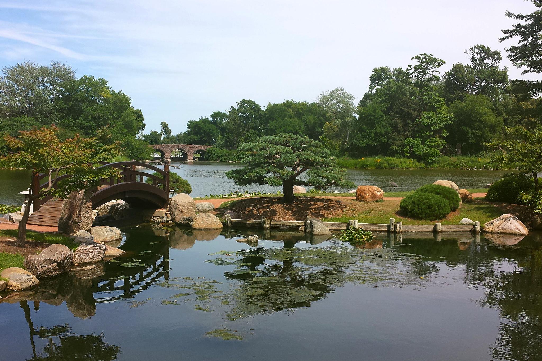 Osaka Garden at Jackson Park