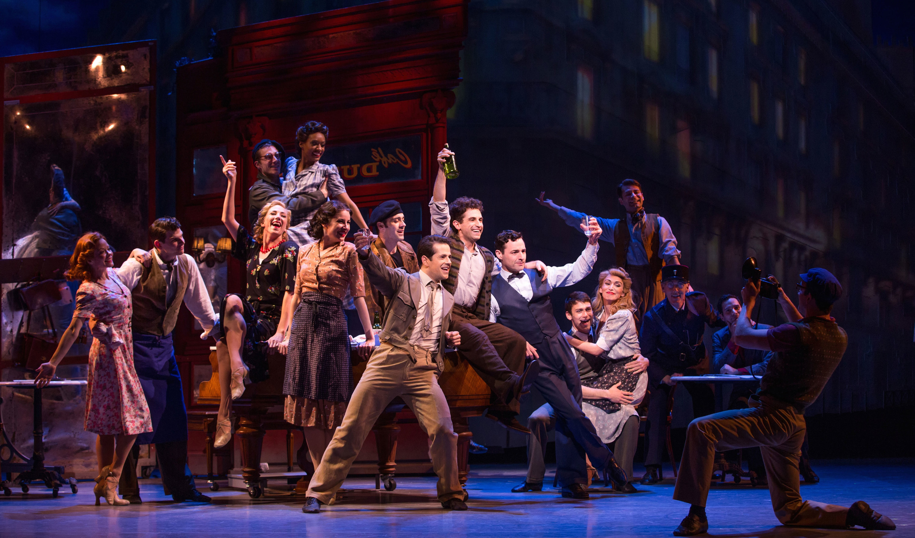 Best broadway shows right now for The broadway